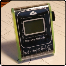 5 Funct Density Altitude Indicator (Green)